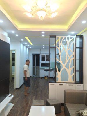 nội thất căn hộ 67 m2 – hh4 linh đàm
