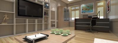 Thiết kế + thi công nội thất nhà máy gạch hợp tiến