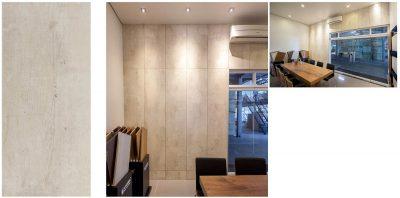 thiết kế nội thất văn phòng nhà máy tổng hợp -KCN Hòa Xá -Nđ