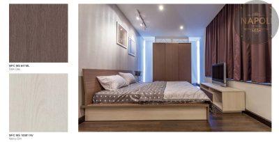 chọn màu và bố trí phòng ngủ hợp phong thủy p2