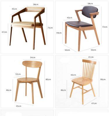 chọn ghế cho quán cafe nhà hàng đẹp phong cách p2