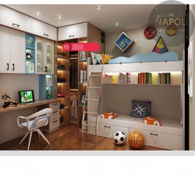 nhận thiết kế thi công nội thất tại pháp vân