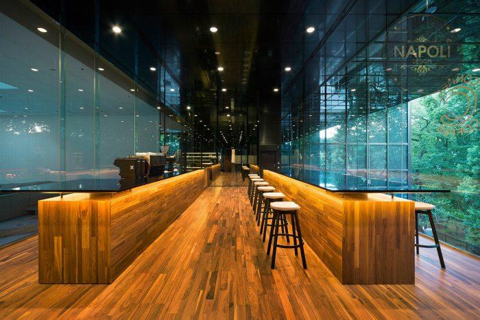 mẫu thiết kế cafe nhà hàng đẹp mới lạ