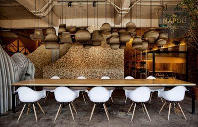 mẫu thiết kế quán cafe + nhà hàng p2