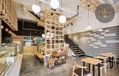 Những thiết kế cafe độc đáo mới lạ p9
