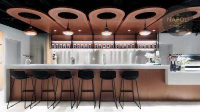 Những thiết kế cafe độc đáo mới lạ p10