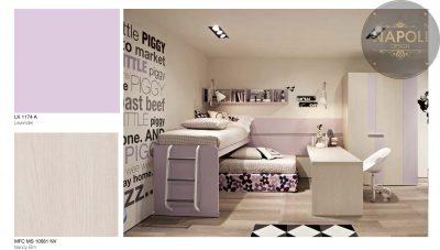 chọn màu và bố trí phòng ngủ hợp phong thủy p3