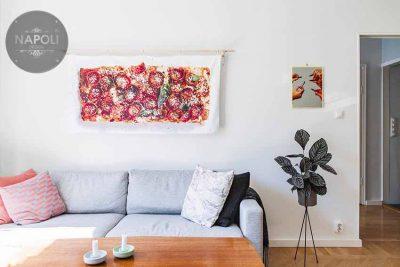 Thiết kế nội thất căn hộ 63.2m2 Lucky House Kiến Hưng Hà Đông