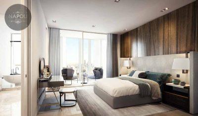 Thiết kế nội thất căn hộ 67.7m2 Lucky House Kiến Hưng Hà Đông