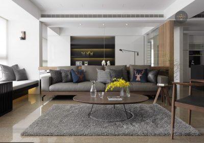 Thiết kế nội thất căn hộ 69.5m2 Lucky House Kiến Hưng Hà Đông