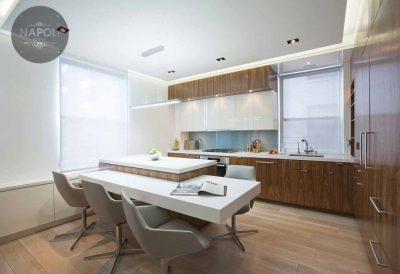 Thiết kế nộ thất căn hộ 83.2 m2 – Mipec City View Kiến Hưng Hà Đông