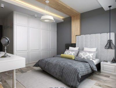 Thiết kế nội thất căn hộ C1 69m2 Hateco Apollo Nam Từ Liêm