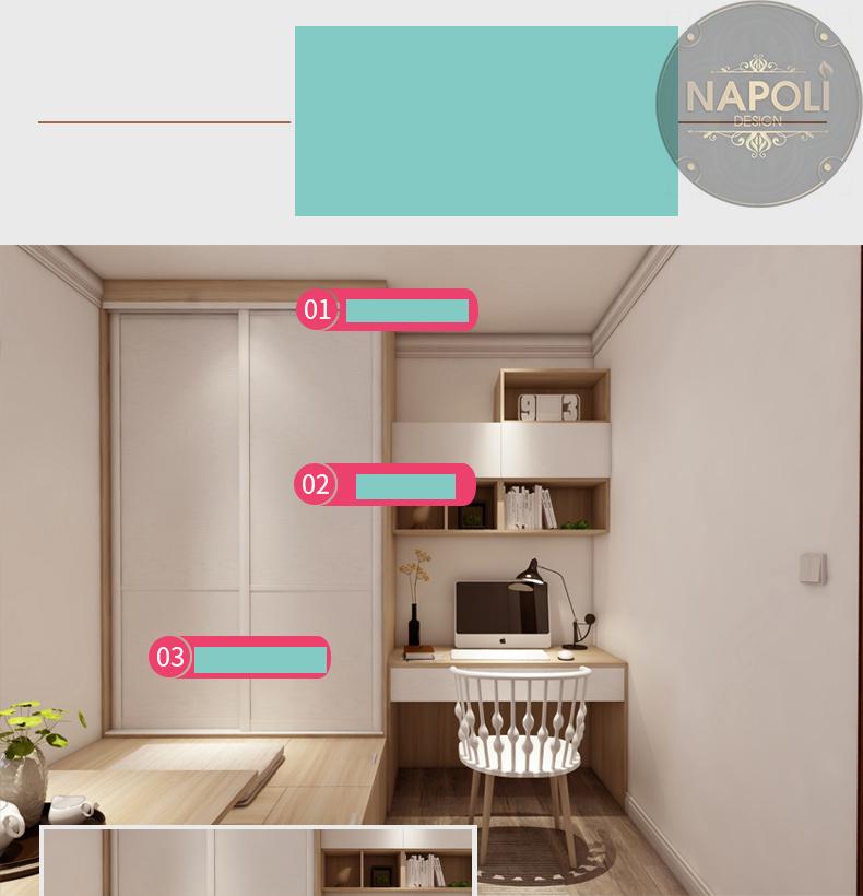 ý tưởng thiết kế căn 2 ngủ view 6