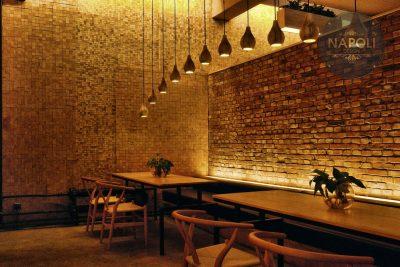 mẫu thiết kế quán cafe + nhà hàng p3