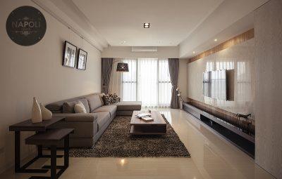 Nội thất căn  X13-HH1-70.45m2 Chung cư 90 Nguyễn Tuân