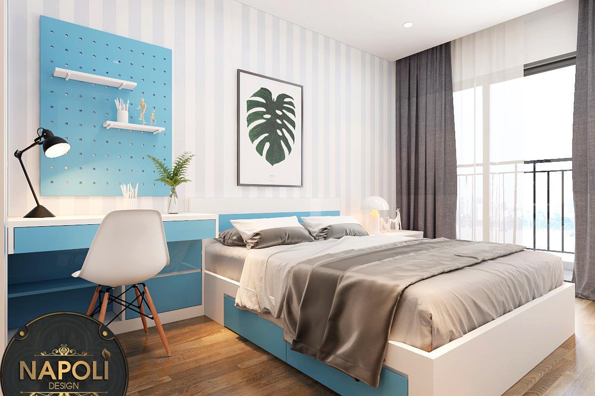 Phòng ngủ Vinhomes Smart City