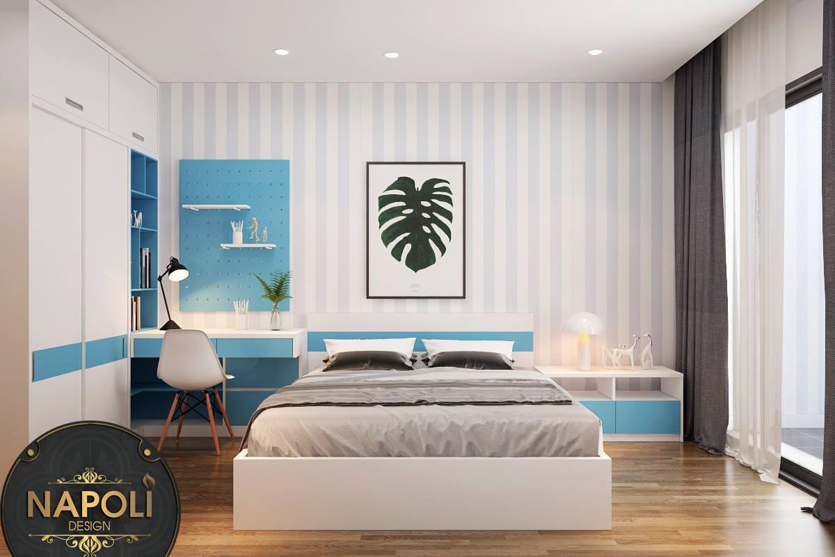 Nội thất 2 ngủ Vinhomes Smart City